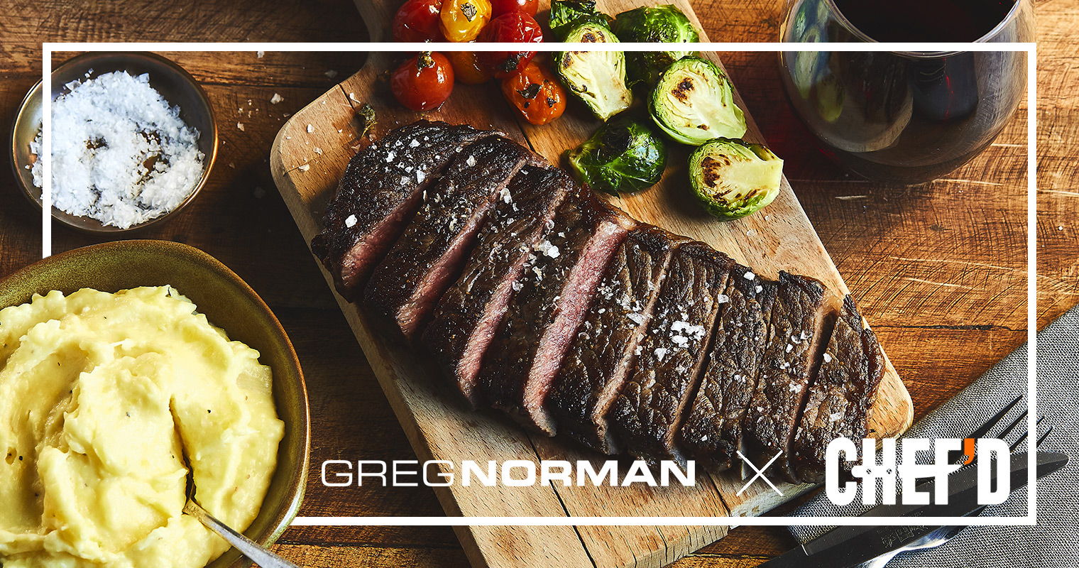 Greg Norman, Chef'd'